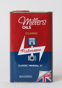 Millers Classic Mineral 2T 1L