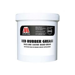 Millers Red Rubber Grease 500GR