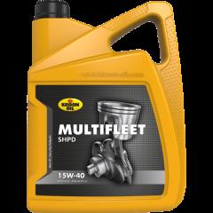 Multifleet SHPD 15W40 5L