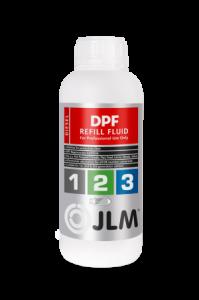 JLM Diesel DPF Refill Fluid 1L