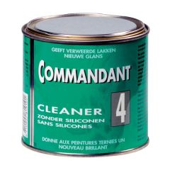 Commandant C45 Cleaner Nr4