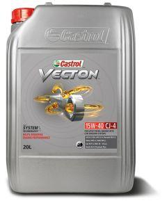 Castrol Vecton 15W40 Ck-4 E9
