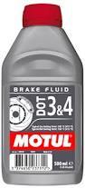 Motul Brake Fluid Dot 3 & 4 MO8071HB