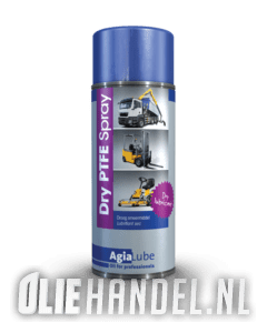 Agialube PTFE Spray 400ML 26005400-st