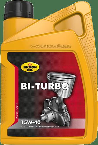 Kroon Oil Bi-Turbo 15W40 1L 00215-1