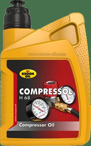 Kroon Oil Compressol H68 1L 02218-1