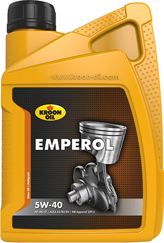 Kroon Oil Emperol 5W40 1L 02219-1