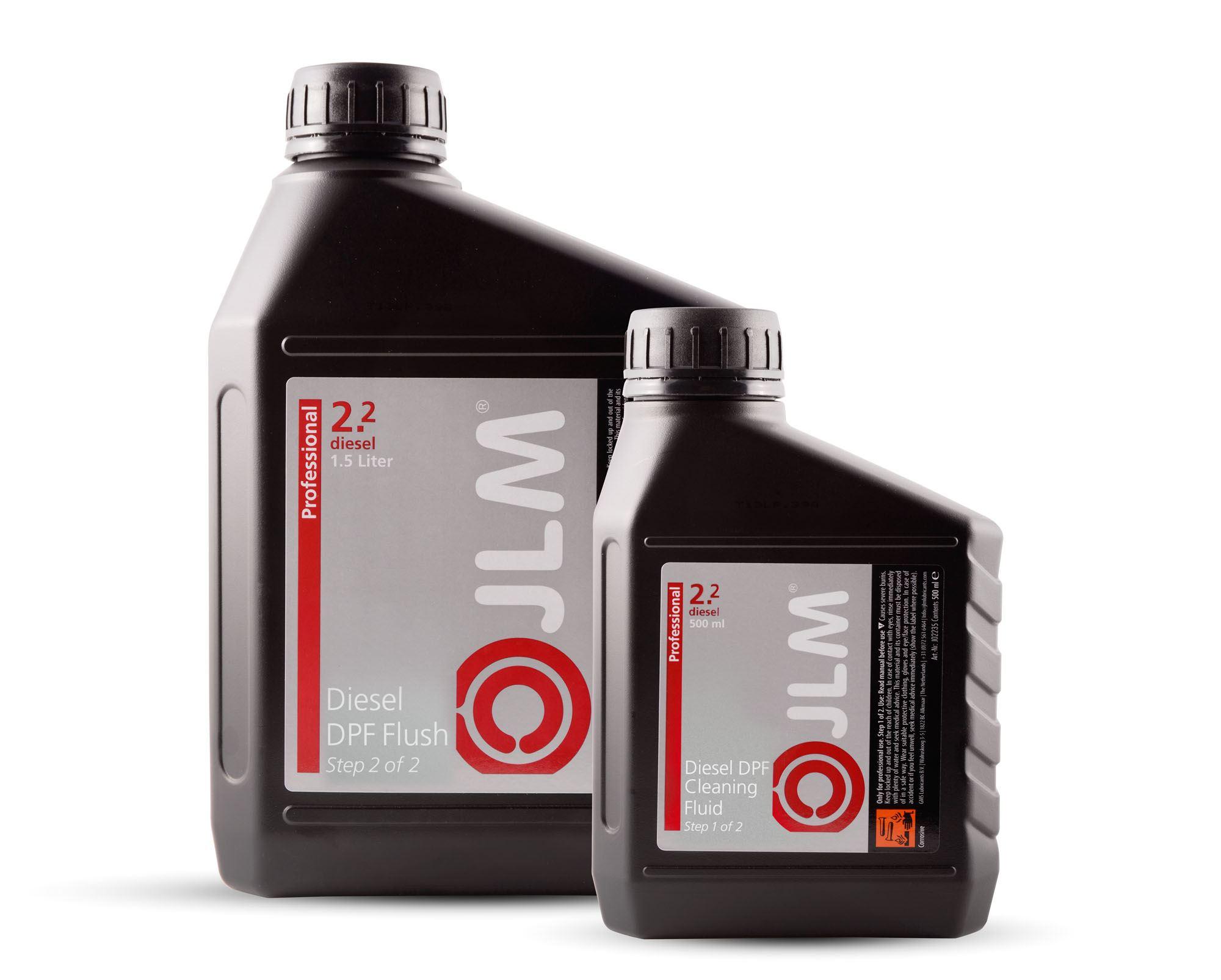 JLM Diesel DPF Cleaning & Flush Fluidpack J02230