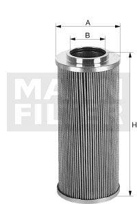 MANN H824/2X H824/2X-st
