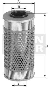 MANN H1032/1X H1032/1X-st