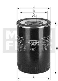 MANN WDK11102/4 WDK11102/4-st
