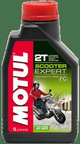 Motul SCOOTER EXPERT 2T 1L MO831811-1