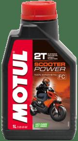 Motul SCOOTER POWER 2T 1L MO832111-1