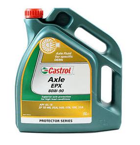 Castrol Axle Transmax EPX 80W90 5L 154CBA-5