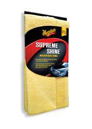 Meguiar's Supreme Shine Microfibre X2010EU-st