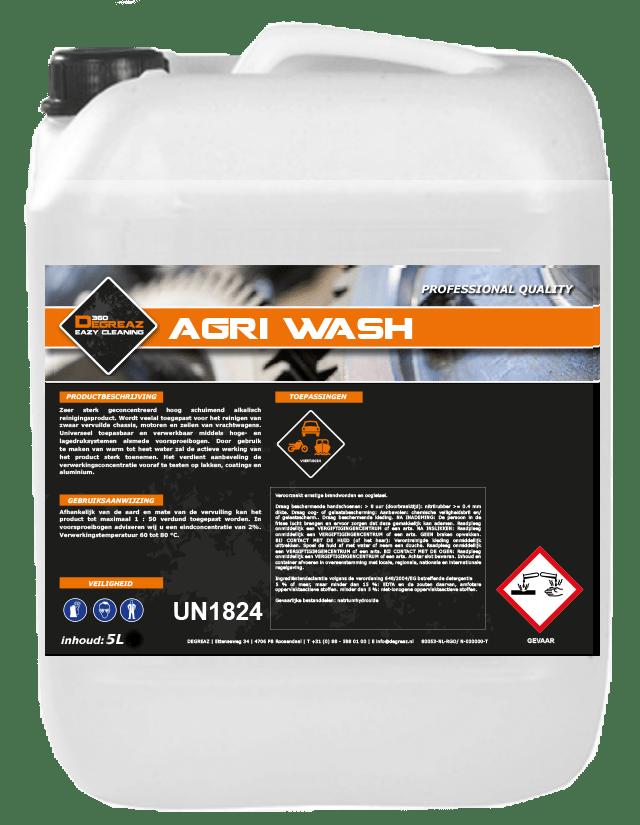 Degreaz Agriwash 5L 80053-5