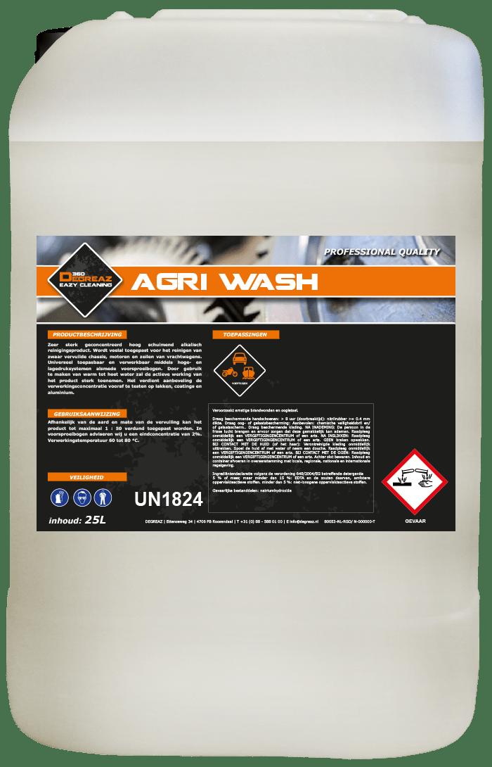 Degreaz Agriwash 25L 80053-25
