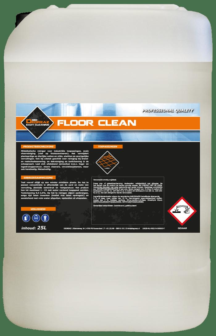 Degreaz Floorclean 25L 10028-25