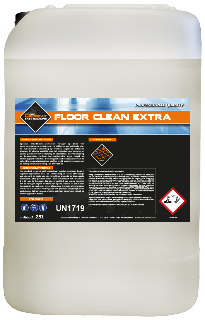 Degreaz Floorclean Extra 20L 80913-25