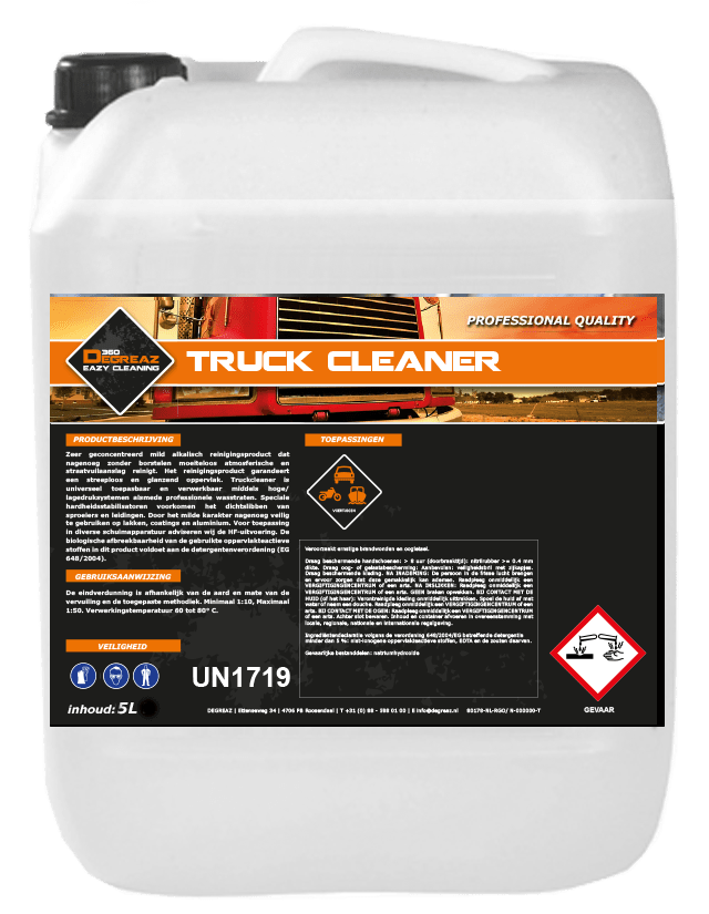 Degreaz Truck-Cleaner 5L 91267-5