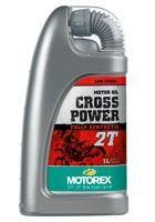Motorex Cross Power 2T 1L 7510051