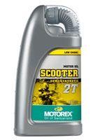 Motorex Scooter 2T 1L 7510048