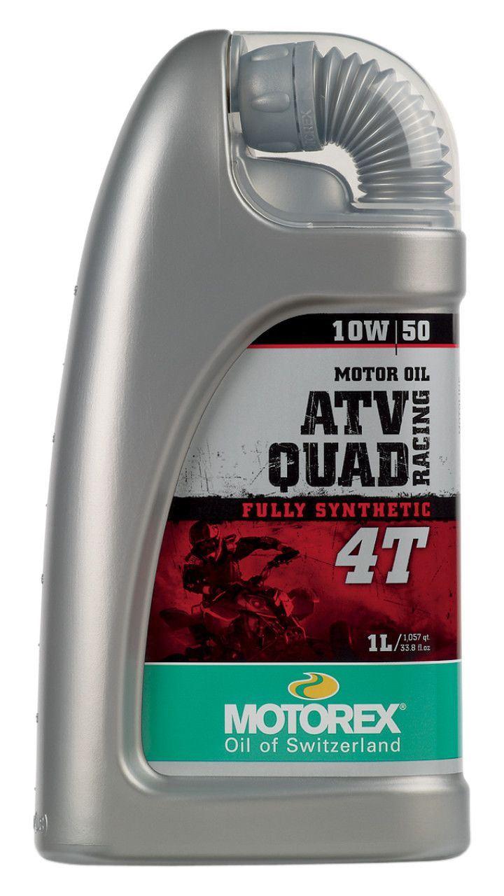 Motorex ATV Quad Racing 4T 10W50 1L 7510311