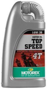 Motorex Top Speed 4T 10W30 1L 7510345