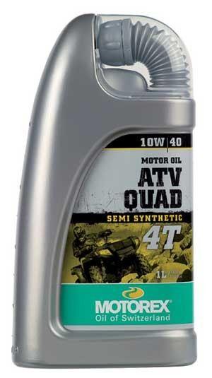 Motorex ATV Quad 4T 10W40 1L 7510299