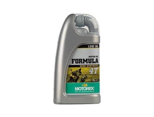 Motorex Formula 4T 15W50 1L 7510052