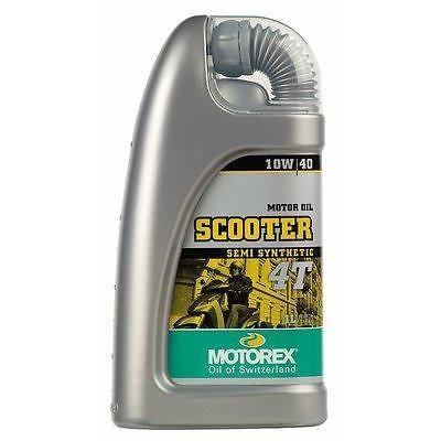 Motorex Scooter 4T 10W40 1L 7510116