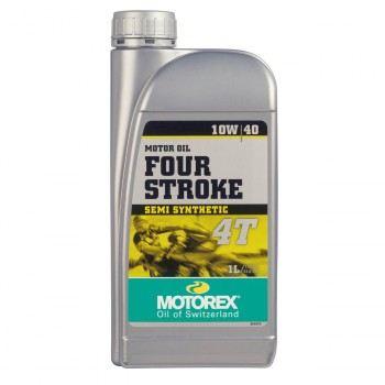 Motorex 4-Stroke 10W40 1L 7510396