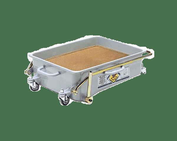 Raasm DCQ Verrijdbare opvangunit 50 liter h10023343