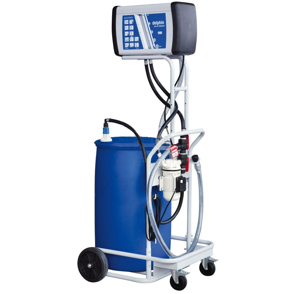 Delphin verrijdbare Adblue unit H10021711