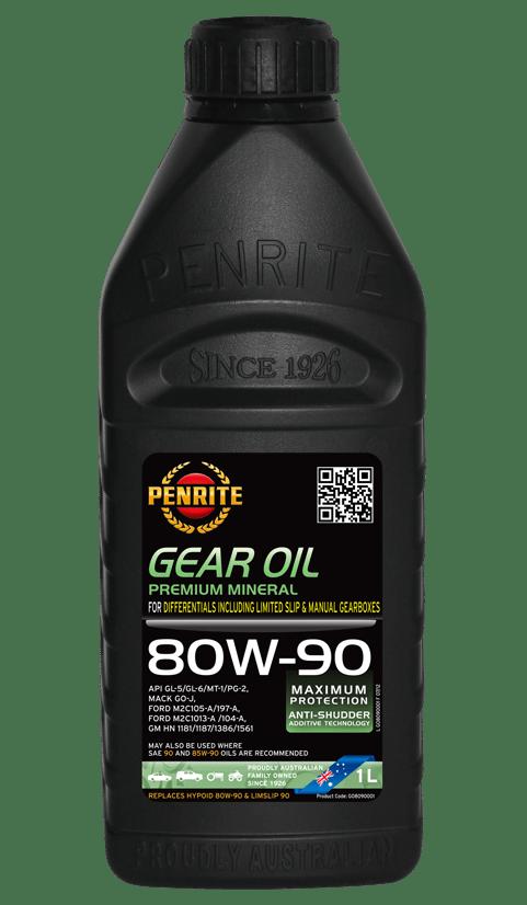 Penrite Gear Oil 80W90 1L GO8090001