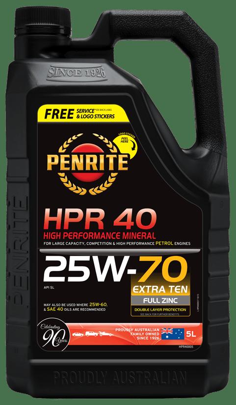 Penrite HPR 40 5L HPR40005