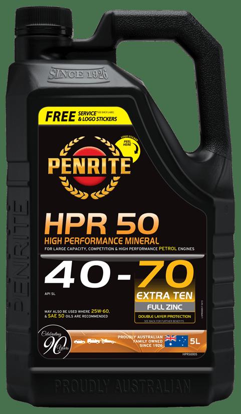Penrite HPR 50 5L HPR50005