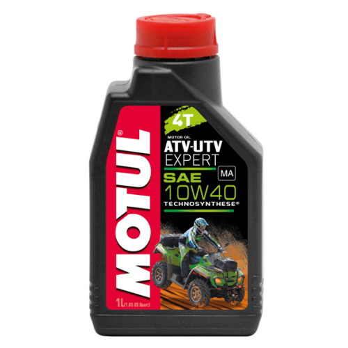 Motul ATV-UTV Expert 10W40 4T 1L MO105938