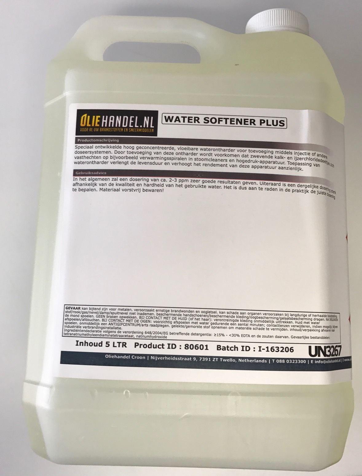 DCO Water Softener Plus 5L 80601