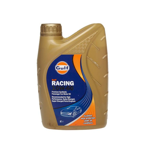 Gulf Racing 10W60 1L 112507