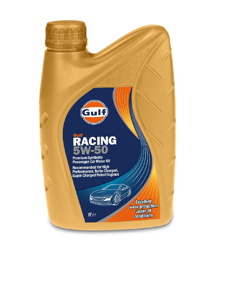 Gulf Racing 5W50 1L 110907