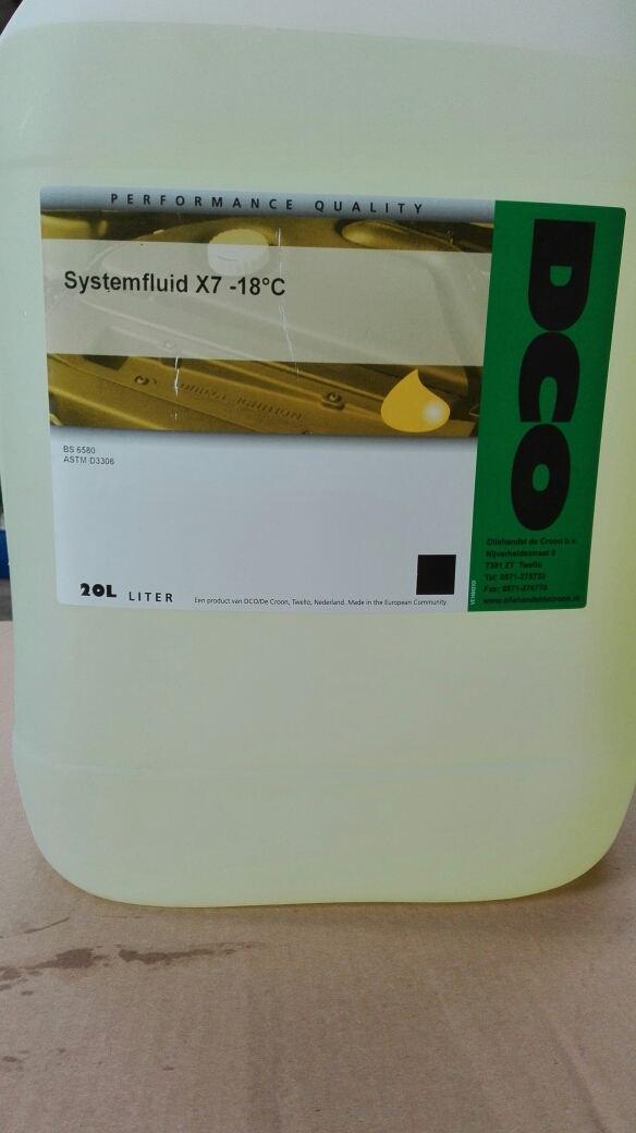 DCO System Fluid X7 V148431502