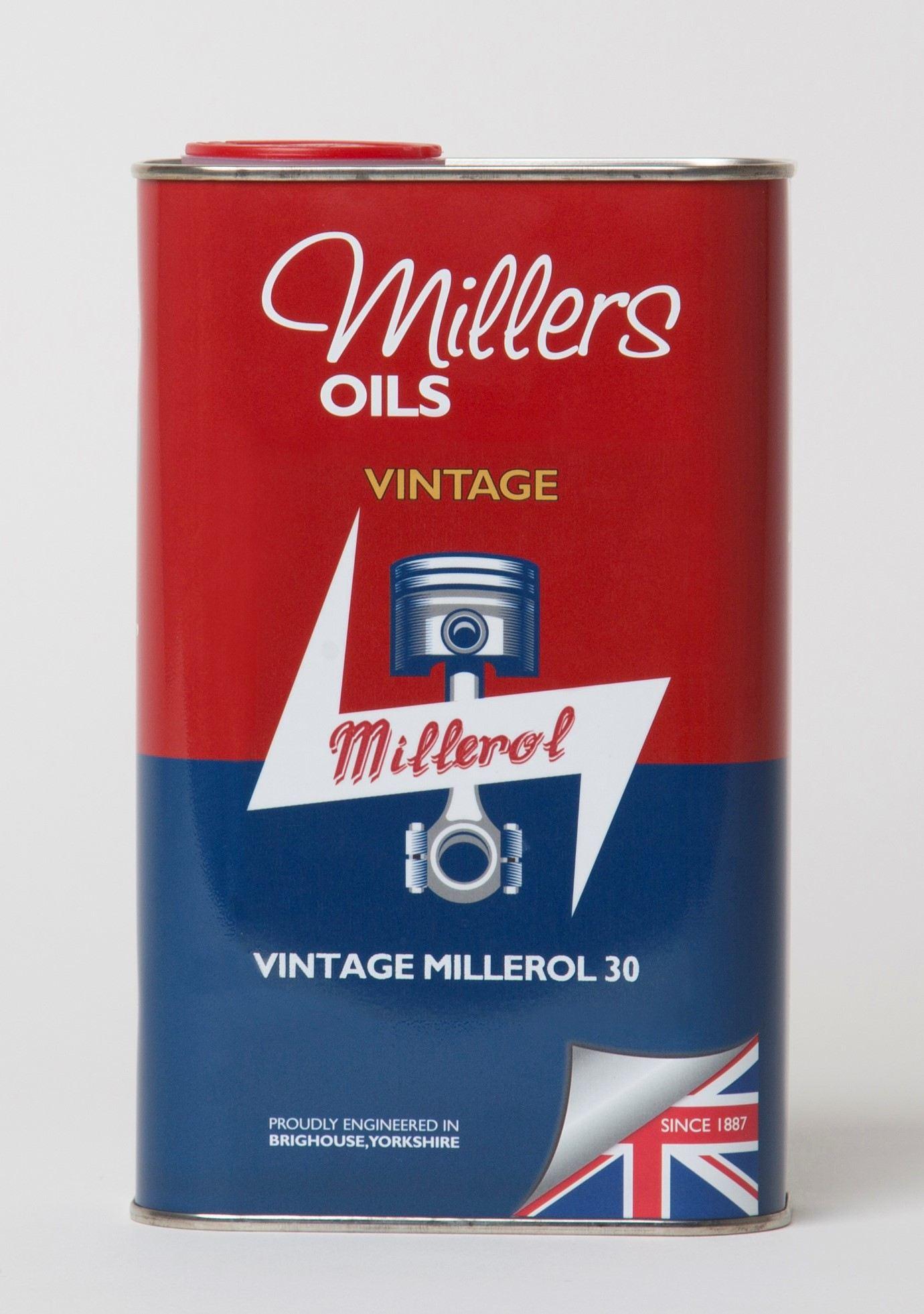 Millers Vintage Millerol 30 1L 7905JCT