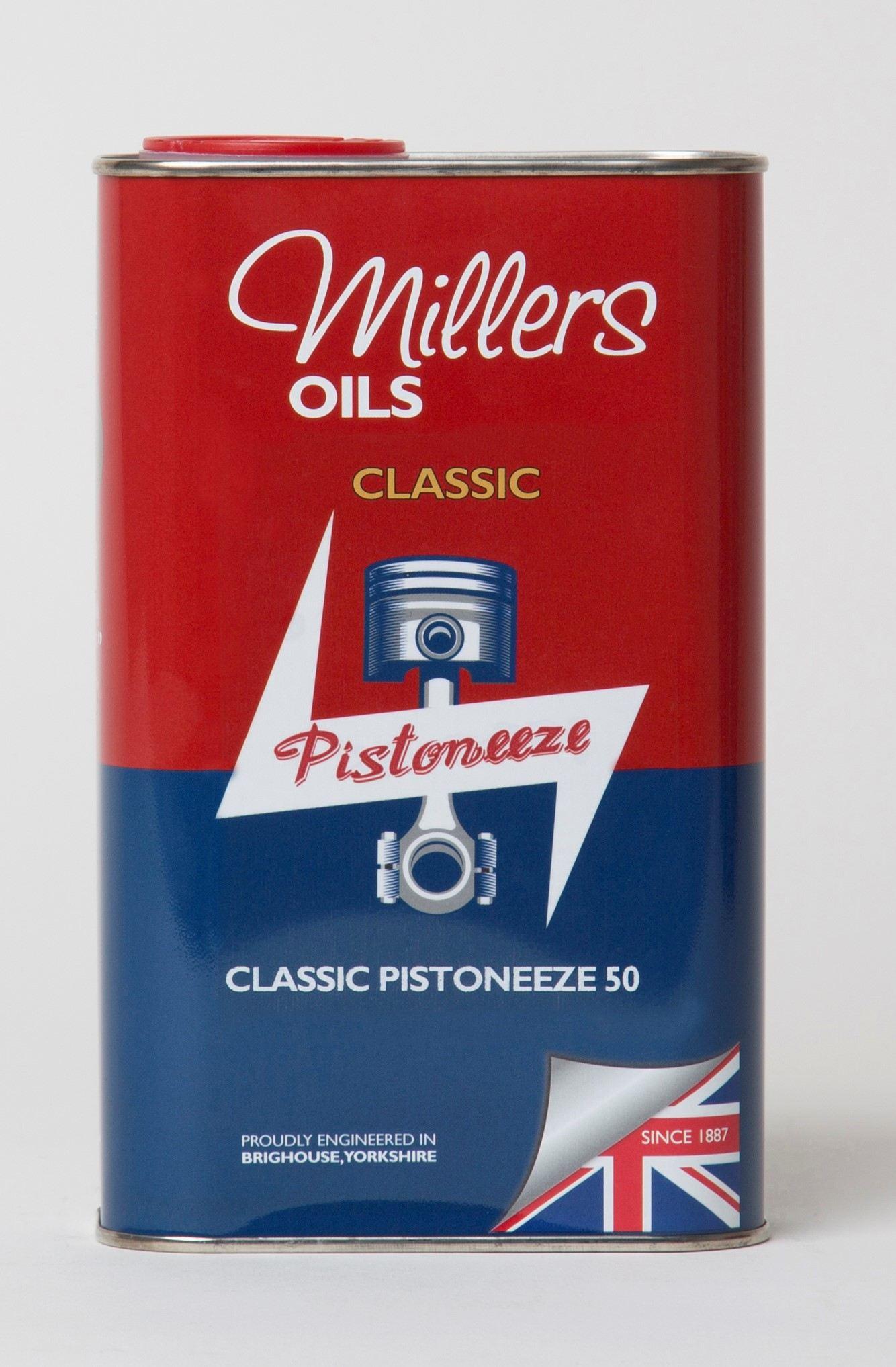 Millers Classic Pistoneeze 50 1L 7910JCT