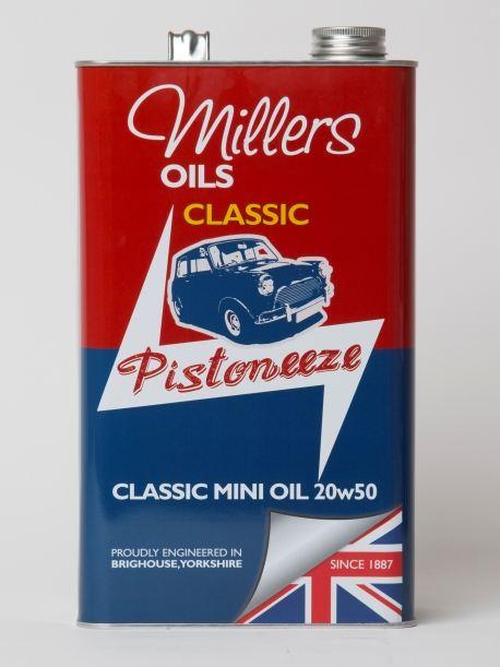 Millers Classic Mini Oil 20W50 1L 7914JCT