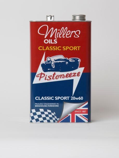 Millers Classic Sport 20W60 1L 7915JCT