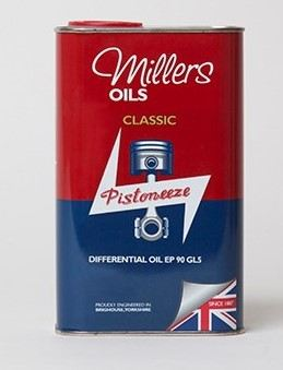 Millers Classic Differential Oil EP 90 GL5 1L 7929JCT