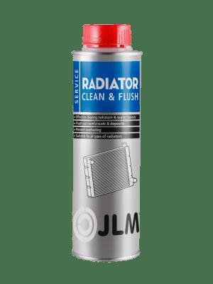 JLM Radiator Clean & Flush 250ML J04813