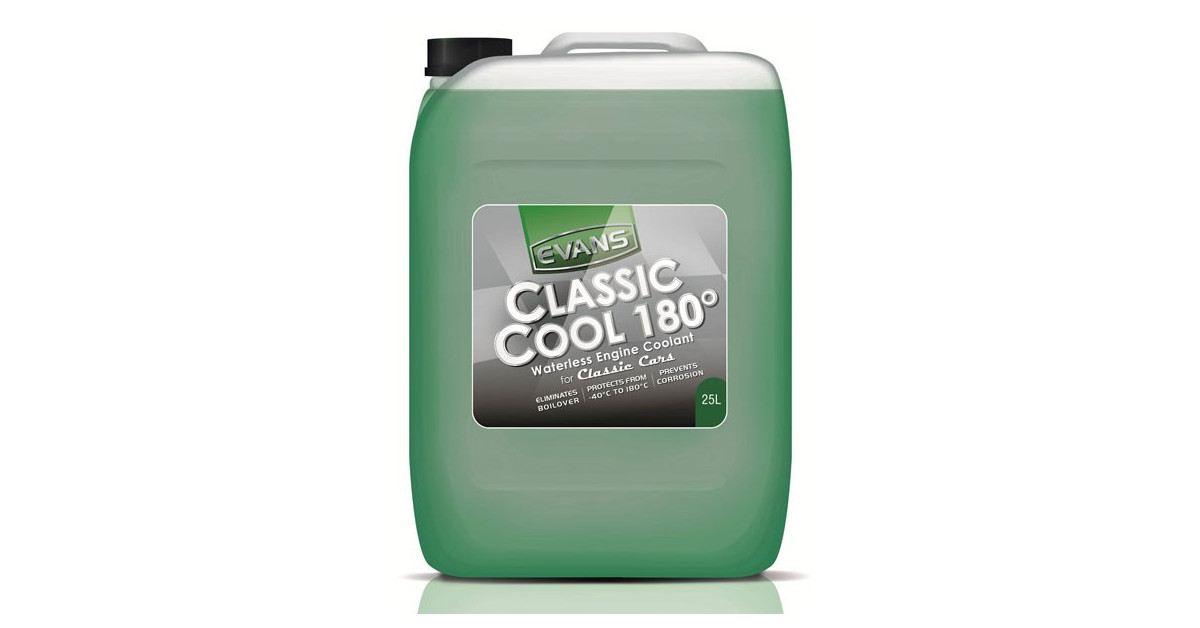 Evans Classic Cool 180 25L CC25-Evans