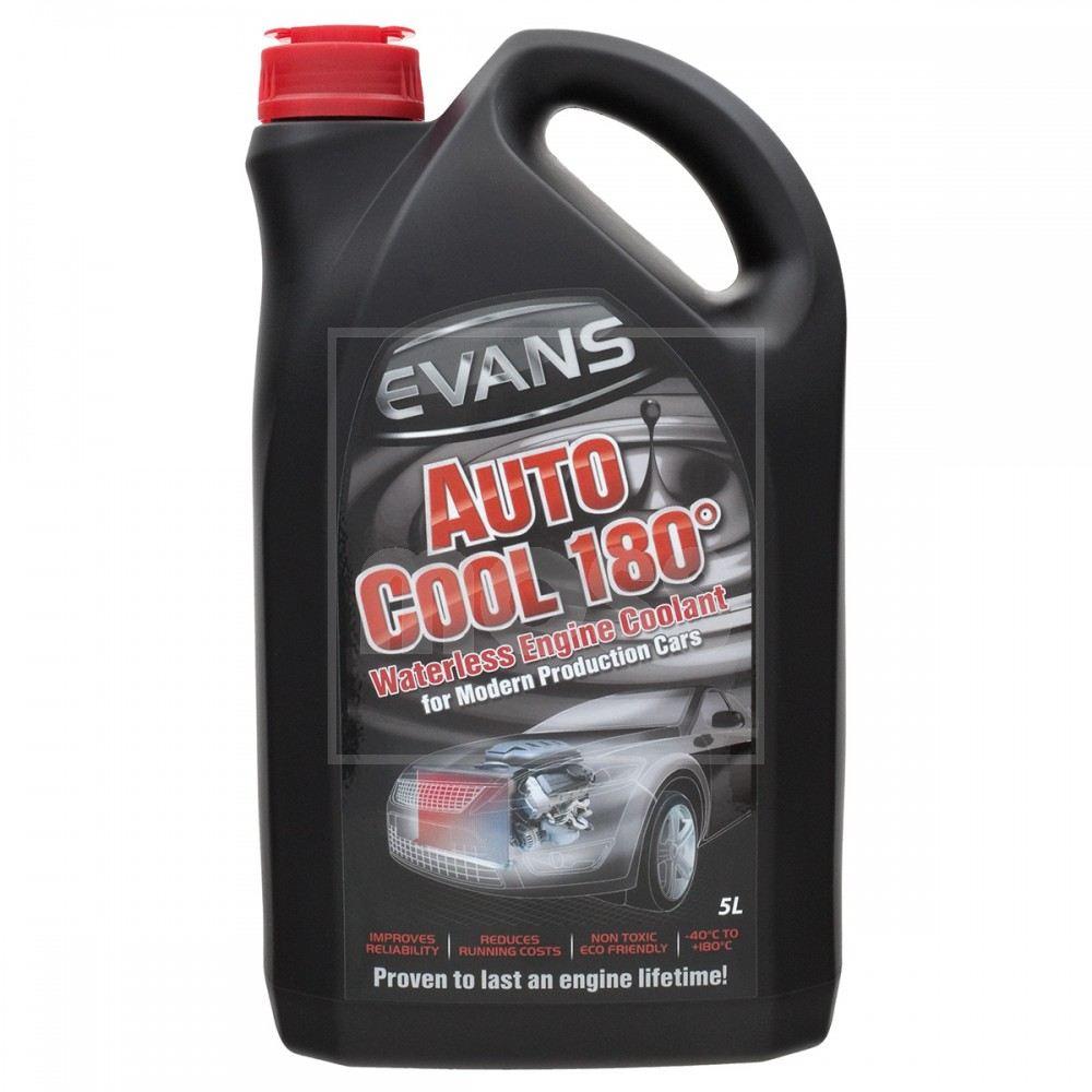 Evans Auto Cool 180 5L AC5-Evans